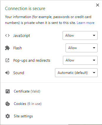 Enable Flash Instructions